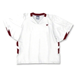 Warrior Evolution Game Lacrosse Jersey (Wh/Ma)