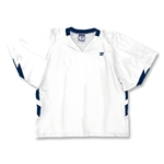 Warrior Evolution Game Lacrosse Jersey (Wh/Nv)