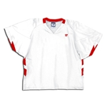 Warrior Evolution Game Lacrosse Jersey (Wh/Sc)