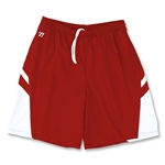 Warrior Evolution Game Lacrosse Shorts (Sc/Wh)