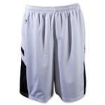 Warrior Evolution Game Lacrosse Shorts (Wh/Bk)