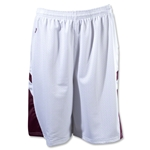 Warrior Evolution Game Lacrosse Shorts (Wh/Ma)