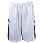 Warrior Evolution Game Lacrosse Shorts (Wh/Nv)