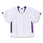 Brine Fury Game Lacrosse Jersey (Wh/Pu)