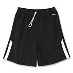 Brine Fury Game Lacrosse Shorts (Blk/Wht)