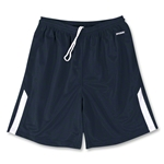 Brine Fury Game Lacrosse Shorts (Navy/White)