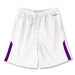 Brine Fury Game Lacrosse Shorts (Wh/Pu)