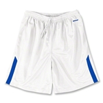 Brine Fury Game Lacrosse Shorts (Wh/Ro)