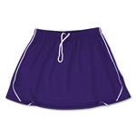 Brine Icon Game Women's Lacrosse Kilt (Pur/Wht)