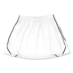 Brine Icon Game Women's Lacrosse Kilt (Wh/Bk)