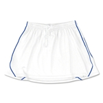 Brine Icon Game Women's Lacrosse Kilt (Wh/Ro)