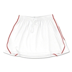 Brine Icon Game Women's Lacrosse Kilt (Wh/Sc)