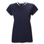 Brine Anthem Cap Sleeve Women's Game Jersey (Navy/White)