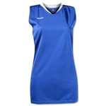 Brine Anthem Racer Back Women's Game Jersey (Roy/Wht)