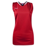 Brine Anthem Racer Back Women's Game Jersey (Sc/Wh)