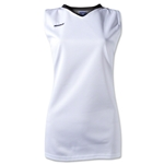 Brine Anthem Racer Back Women's Game Jersey (Wh/Bk)