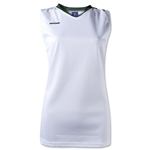 Brine Anthem Racer Back Women's Game Jersey (Wh/Dgr)
