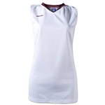 Brine Anthem Racer Back Women's Game Jersey (Wh/Ma)