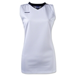 Brine Anthem Racer Back Women's Game Jersey (Wh/Nv)