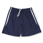 Brine Anthem Game Women's Lacrosse Shorts (Navy/White)