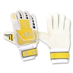GK1 Meola Youth Goalkeeper Gloves-Yellow