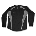 GK1 Birkenmeirer Goalkeeper Long Sleeve Jersey (Black)
