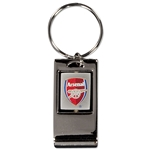 Arsenal Key Ring Bottle Opener