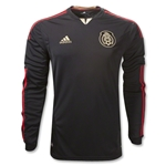 Mexico 11/13 Away Long Sleeve Soccer Jersey
