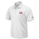 New England Revolution adidas Logo Polo