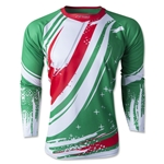 Mexico Goalkeeper Jersey (Green)