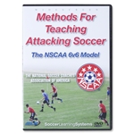 NSCAA Teaching Soccer Tactics 3 DVD Set