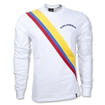 Colombia 1973 Retro Soccer Jersey