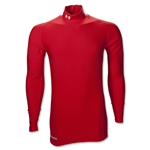 UA ColdGear Game Day Compression Mock (Red)