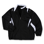 Xara Europa Women's Soccer Jacket (Black)