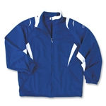 Xara Europa Women's Soccer Jacket (Royal)