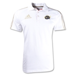 Munster Rugby White Polo