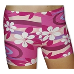 Tuga Sport Shortz Plumeria (Purple)