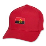 Angola Flex Fit Cap (Black)
