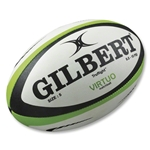 Gilbert Virtuo Match Rugby Ball