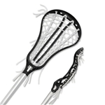 Brine Quantum Superlight Women's Complete Lacrosse Stick (Black)