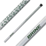Brine Swizzbeat 7075 Alloy 30 Lacrosse Shaft (Dark Green)