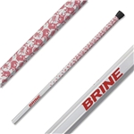 Brine Swizzbeat 7075 Alloy 30 Lacrosse Shaft (Red)