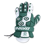 Brine Triumph Lacrosse Gloves 13 (Dark Green)