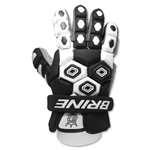 Brine Triumph Lacrosse Gloves 12 (Black)