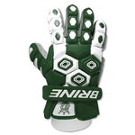 Brine Triumph Lacrosse Gloves 12 (Dark Green)