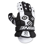 Brine Triumph Goalie Lacrosse Gloves 13 (Black)