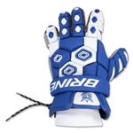 Brine Triumph Goalie Lacrosse Gloves 13 (Royal)