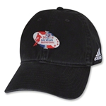 adidas Las Vegas Invitational Washed Hat (Black)