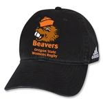 Oregon State Women's Rugby Adjustable Washed Hat