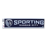 Sporting Kansas City Bumper Sticker